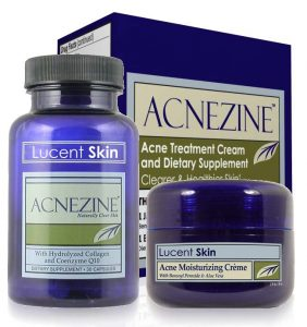 lucent skin acnezine review