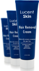 Lucent Skin Hair Removal Cream review