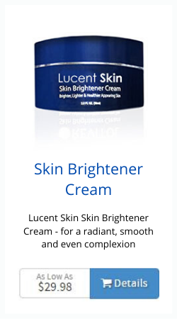 lucent skin skin brightener cream